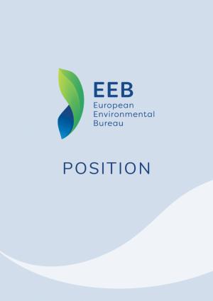 EEB EDC Consultation Paper